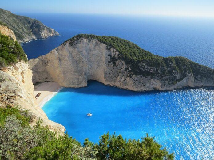 visitare spiagge grecia
